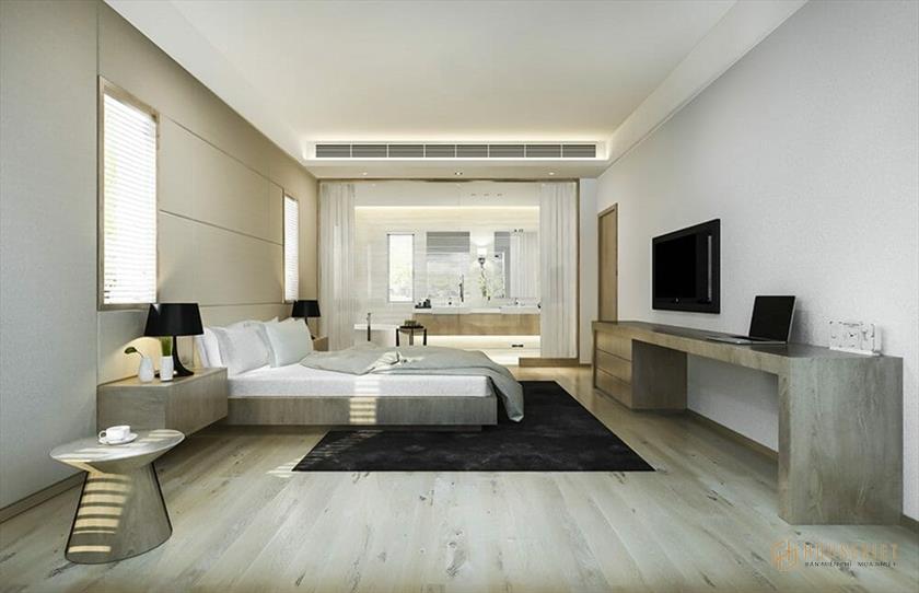 Thiết kế mẫu nhà của dự án Lagi New City