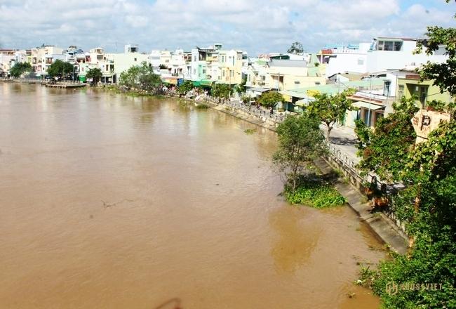 TX Bình Minh- đô thị cửa ngõ Tây Nam vươn tầm