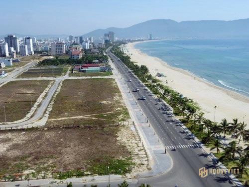 Một số vị trí ven biển Đà Nẵng giá đất tăng gấp 4 lần so với bảng giá cũ. Ảnh minh họa. Nguồn: baodanang