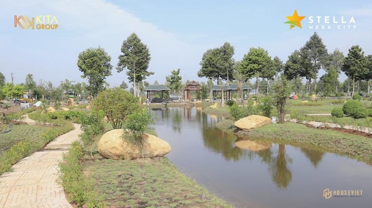 Hình thực tế Stella Mega City