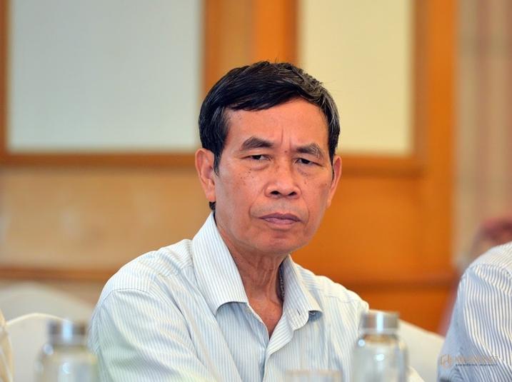Ông Bùi Văn Doanh, Viện trưởng Viện nghiên cứu Bất động sản Việt Nam.