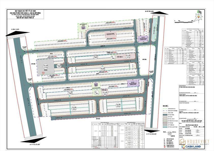 Dự án đất nền Central Golden Land Bàu Bàng   Giá bán T6/2021