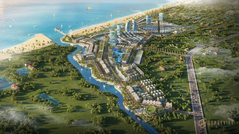 Venezia Beach thiết lập chuẩn phong cách sống khỏe cho bất động sản nghỉ dưỡng