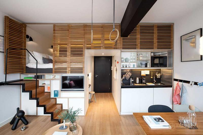 Bộ Xây dựng cho phép xây dựng căn hộ 25 m2