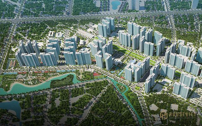 5 huyện ngoại thành lên quận, đồng loạt xây dựng nhiều đại đô thị thông minh, tháp trung tâm tài chính