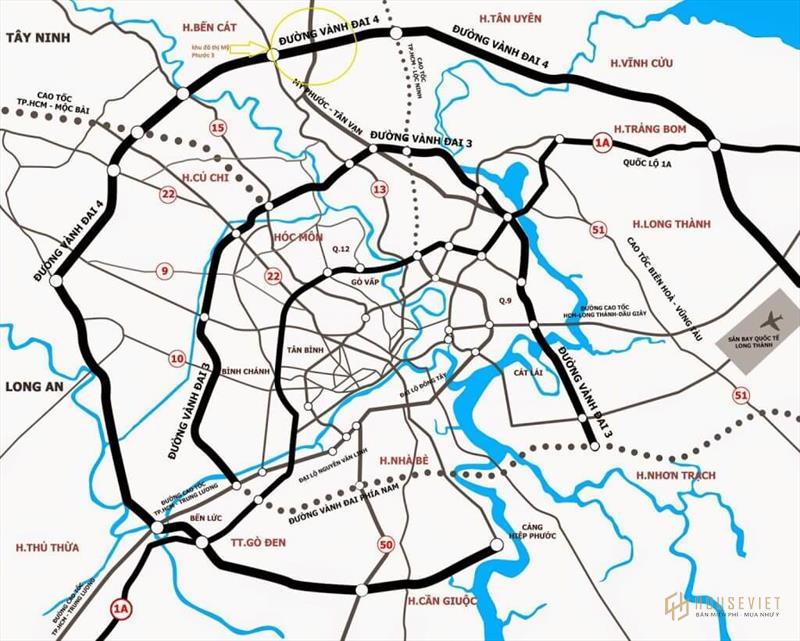 Đường vành đai 3, thông tin quy hoạch và tiến độ mới nhất