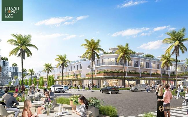 Mở bán chính thức nhà phố biển thương mại The Sound - Thanh Long Bay