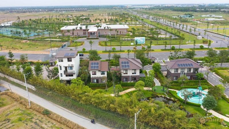 Sức mua nhà liền thổ tập trung về thị trường Long An