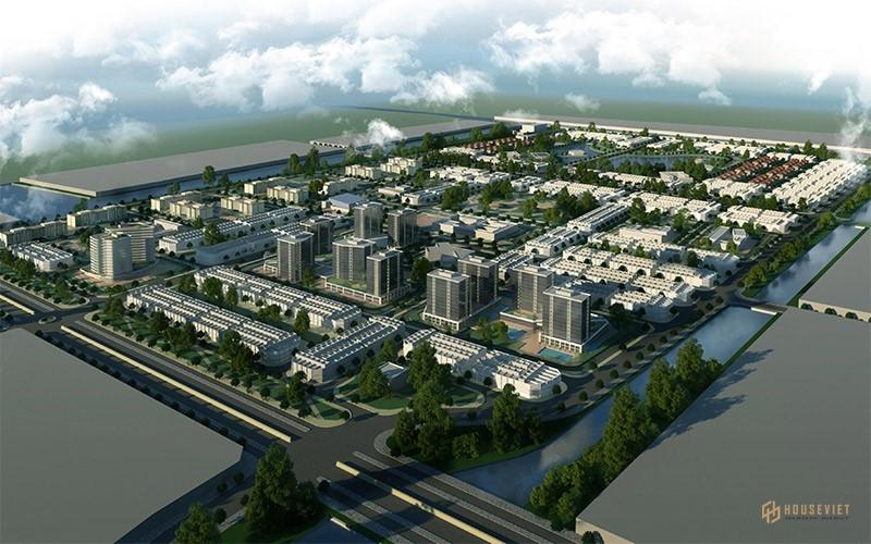 An Giang sắp có thêm khu đô thị hơn 100 ha tại TP Châu Đốc