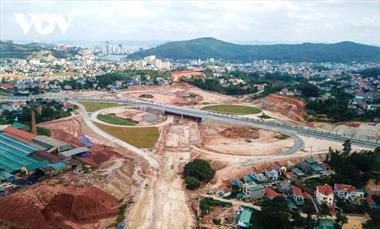 Các dự án giao thông trọng điểm của Quảng Ninh đang đẩy nhanh tiến độ
