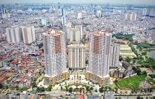 Vì sao giá bất động sản sơ cấp không giảm bất chấp COVID-19 kéo dài?