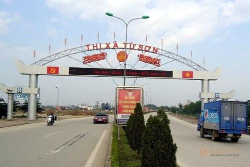 Thị xã Từ Sơn: 5 xã cuối cùng lên phường, hướng tới thành lập thành phố Từ Sơn