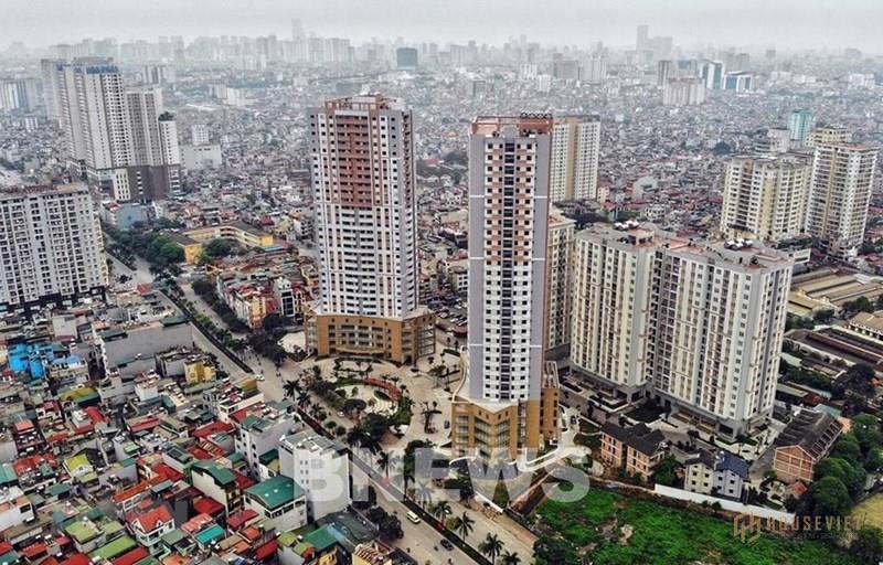Thị trường bất động sản: Dịch chuyển dòng tiền từ đất sang chung cư