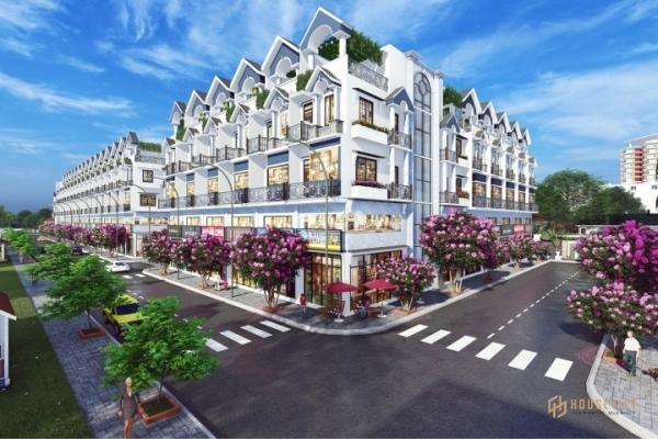 Review dự án nhà phố Lux Home Gardens tại Bình Tân