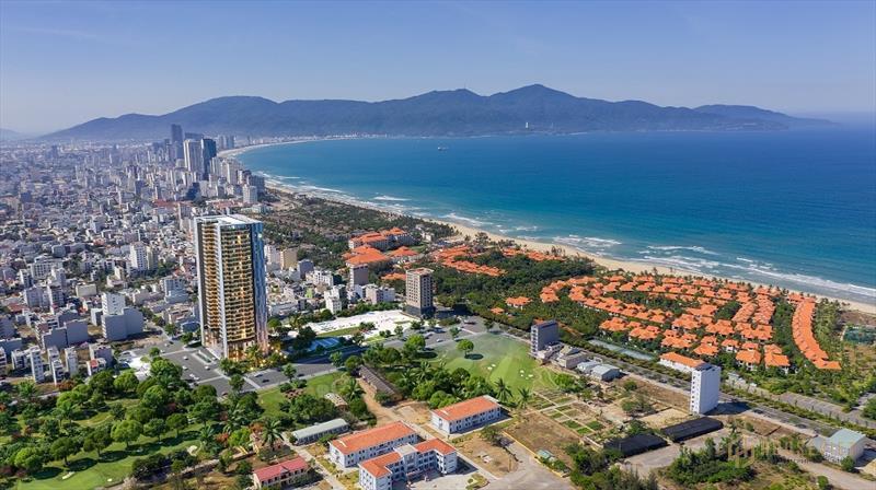 Đà Nẵng xuất hiện dự án căn hộ biển The Sang Residence kề cận Furama Resort