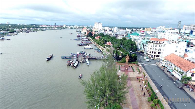Quy hoạch Quận Ninh Kiều Tp Cần Thơ