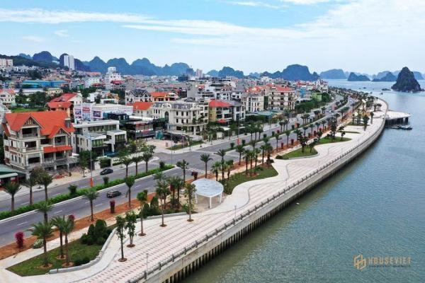 Quảng Ninh trên hành trình kiến tạo đô thị mang tầm vóc quốc tế