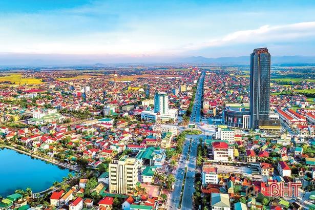 TP Hà Tĩnh quy hoạch nhiều dự án khu đô thị quy mô lớn