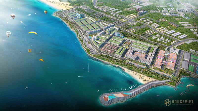 Tập đoàn Danh Khôi hợp tác cùng DKRA phát triển dự án tại Bình Thuận