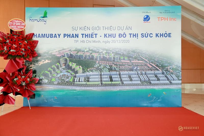Ra mắt sự kiện giới thiệu dự án: Khu đô thị sức khoẻ Hamubay