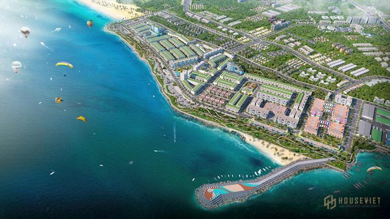 Bất động sản Bình Thuận vượt sóng Covid hút nhà đầu tư