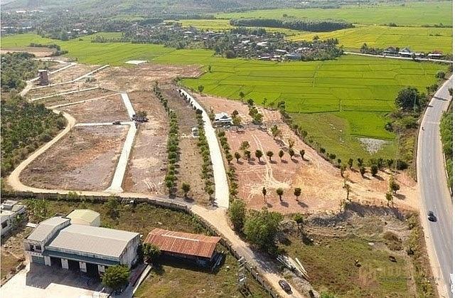 Khánh Hòa: Nhiều sàn giao dịch bất động sản bán dự án ảo trên mạng