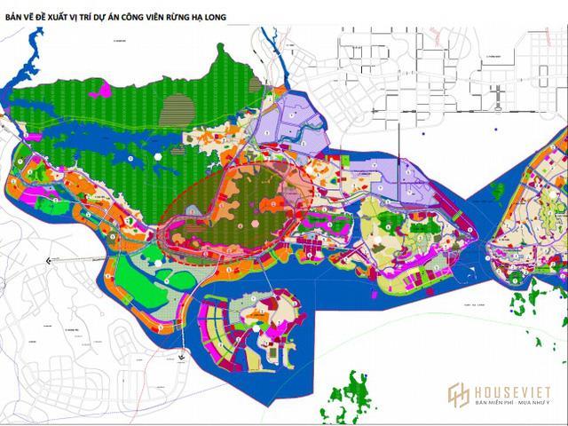 Vingroup muốn làm Công viên rừng Hạ Long quy mô 650ha ngay năm 2022, hoàn thành chỉ trong 1 năm