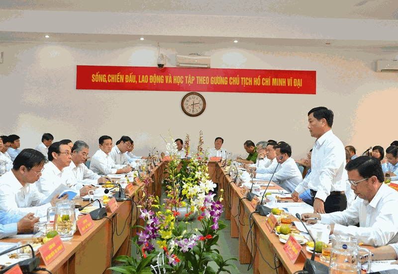 Huyện Củ Chi đề nghị TPHCM có chủ trương xây dựng thành phố Củ Chi