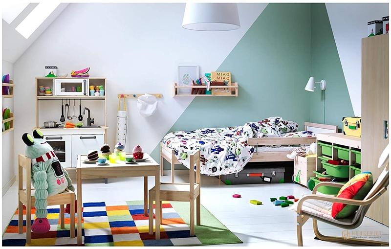 6 ý tưởng thiết kế phòng ngủ trẻ em đẹp, tăng tư duy sáng tạo cho trẻ