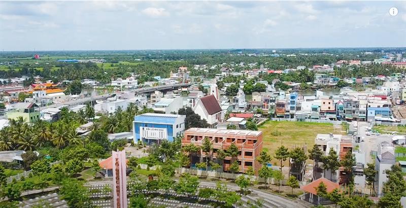 Định hướng phát triển, tạo sức bật cho thị xã Bình Minh