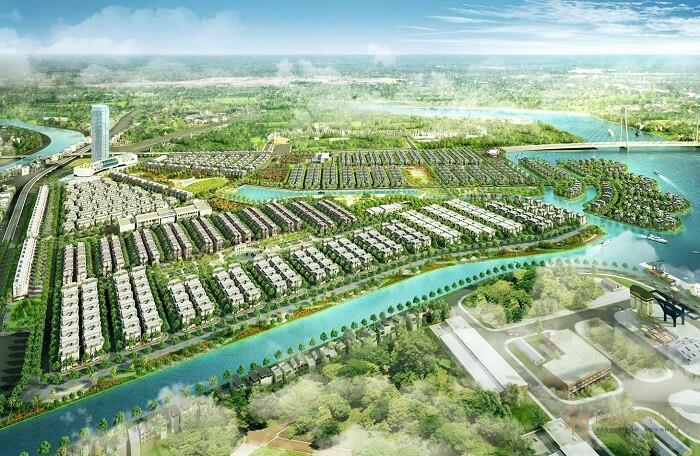 Siêu dự án Hạ Long Xanh 10 tỷ USD: Quảng Ninh đã giao 568ha đất GPMB cho Vingroup