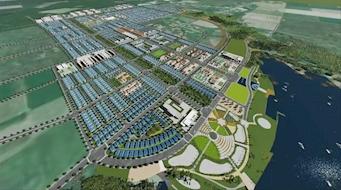 Bình Dương sắp có Khu Đô Thị Sinh Thái 600ha do Vingroup xây dựng