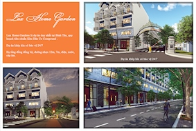 Lý do Lux Home Gardens An Lạc, Bình Tân thu hút khách hàng
