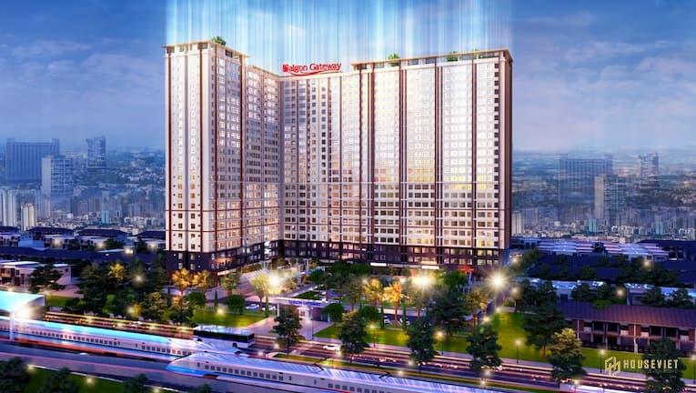 Review dự án Chung cư Saigon Gateway tại quận 9, TP.HCM