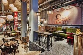 Mặt bằng kinh doanh khu vực Bách- Kinh- Xây phố hot Lê Thanh Nghị 100m2, giá 25 triệu