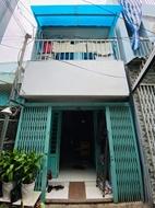 Bán nhà Nguyễn Văn Luông, P11, Q6, 2 tầng, ngang 3.2 dài 7m, giá chỉ 1.9 tỷ