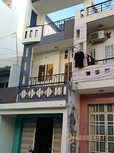 Bán nhà mặt tiền đường Trần Thủ Độ, phường Phú Thạnh, Tân Phú, 8.8 tỷ