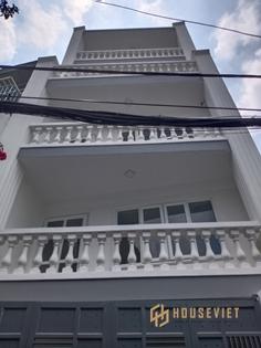 Bán nhà hẻm xe tải đường Lũy Bán Bích, phường Phú Thạnh, Tân Phú, 8.5 tỷ