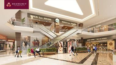 Bán căn hộ đẹp nhất dự án hoàng huy commerce cạnh aeon mall hải phòng