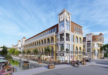 Bán biệt thự venezia Beach Hồ Tràm, cơ hội sở hữu ngay giai đoạn 1 dự án