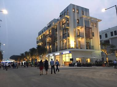 Bán Shophouse phố đi bộ the Manor Nguyễn Xiển
