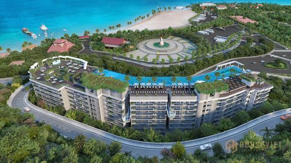 Căn hộ khách sạn 5* view biển sỡ hữu lâu dài Ancruissing