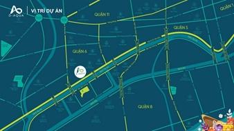 D- AQUA giá trị trong tầm tay với căn hộ ven sông Q.8, chỉ 45tr/m2