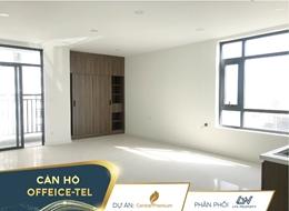 *Căn hộ 1 phòng ngủ Central Premium, 48m2, căn góc 2 mặt thoáng, giá 2,3 tỷ, view hồ bơi, tấng thấp