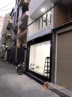 Nhà HXH Huỳnh Văn Bánh 50m2 4.1x13 4 tầng 9.7 tỷ