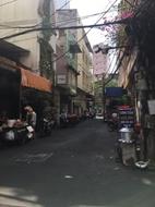 Nhà hẻm 8m 150/ Nguyễn Trãi 81m2 4.1x23, 27.2 tỷ