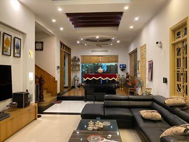 Chủ nhà cần bán Biệt thự siêu VIP Linh Đàm gần 250m giá 21.5 tỷ.