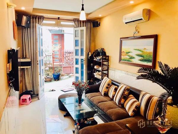 HXH Nguyễn Thái Sơn Phường 4 Gò Vấp, 33m2, 2tầng, Ngang 3.5m, Nở hậu, Giá 3.5 tỷ