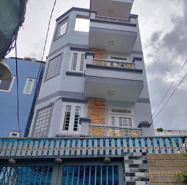 Bán nhà đẹp Huỳnh Văn Bánh, p15, PN, 60 m2, 4 tầng, có sân, 5PN, sổ chuẩn, chỉ 8.5 tỷ.