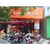 Sang nhượng quán Cafe Nguyên Chất số 247 Hai Bà Trưng, Lê Chân, Hải Phòng